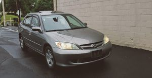 perfect condition.!^2OO5 Honda Civic EX for Sale in Frederick, MD