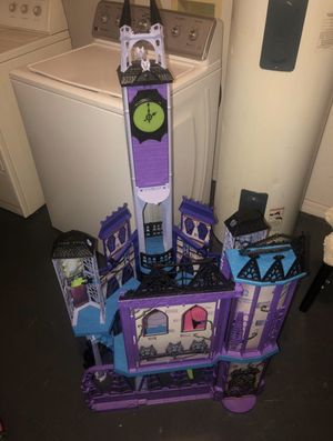 Monster High Castle for Sale in Winter Haven, FL
