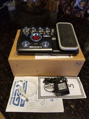 BEST GUITAR EFX/USB AUDIO INTERFACE AND DRUM MODULE WITH EXPRESSION PEDAL. for Sale in Miami, FL