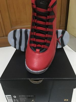 VNDS Nike Jordan 10 Bulls Over Broadway Size 9 for Sale in Anaheim, CA