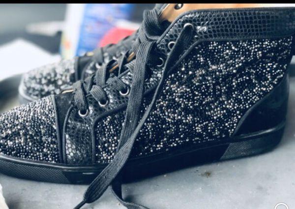 Designer Shoes (Red Bottoms)