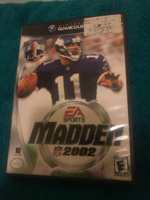 Madden 2002 for Sale in Ontario, CA
