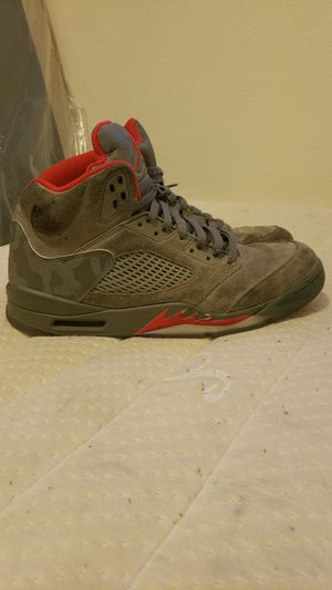Jordan 5 camo size 11 for Sale in Portland, OR