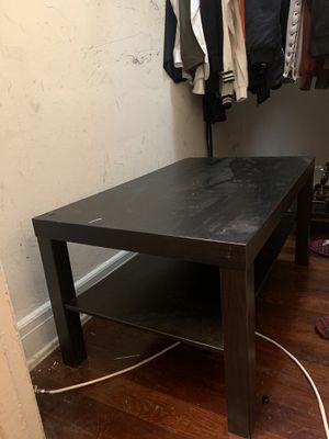 Black table (coffee table) for Sale in Los Angeles, CA