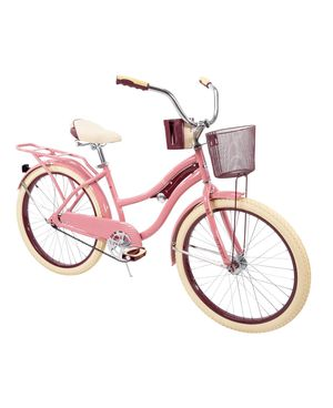 "Huffy 24"" Nel Lusso Girls' Cruiser Bike Pink NEW for Sale in Rowlett, TX"
