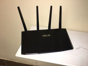 Asus Router AC2400 RT-AC87U for Sale in Austin, TX