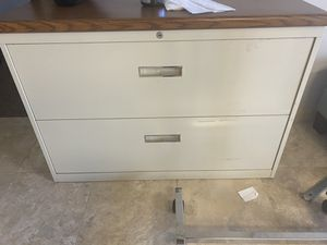 Filing cabinet for Sale in Farmers Branch, TX