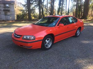 2000 Chevy Impala for Sale in Tacoma, WA