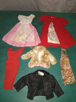 Vintage Lot of Barbie Clothes - Black Label for Sale in Ashland City, TN