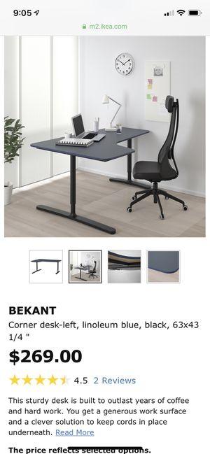IKEA office desk for Sale in Chelsea, MA