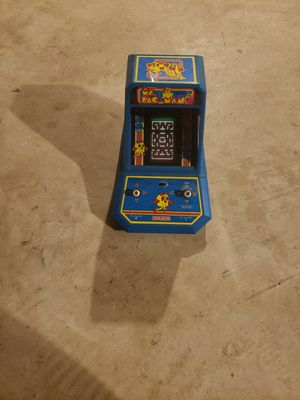 Coleco battery operated ms. pac-man for Sale in Macungie, PA