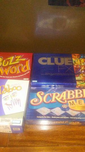 Board games for Sale in Chicago, IL