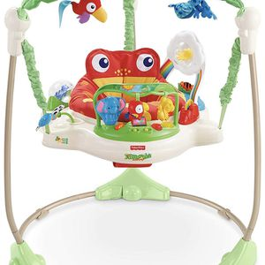 Fisher-Price Rainforest Jumperoo for Sale in Newport Beach, CA