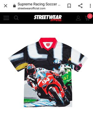 Supreme Jersey/Shirt for Sale in Riverside, CA