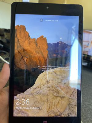 NuVision tablet for Sale in Hillsboro, OR