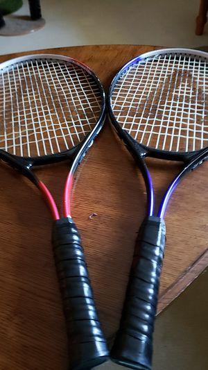 Aero Dynamic Design tennis rackets for Sale in Evesham Township, NJ