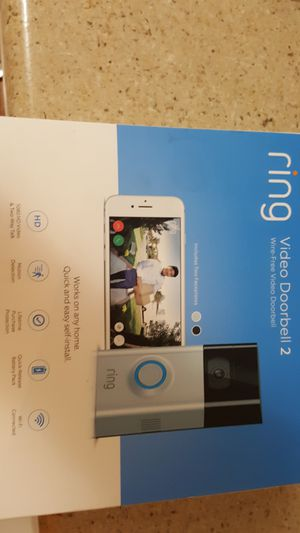 Ring doorbell 2 for Sale in Sully Station, VA