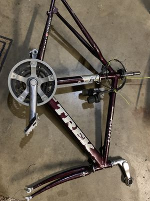 49cm carbon fiber/aluminum road/track for Sale in Portland, OR