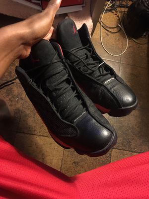 Men's Jordan retro 13 breds size 11.5 for Sale in Queens, NY