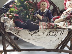 Raggedy Ann and Andy for Sale in Mountlake Terrace, WA