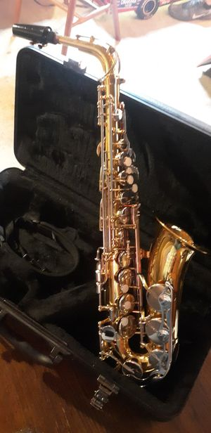 Yamaha yas-200 ADII advantage saxophone for Sale in Longview, TX