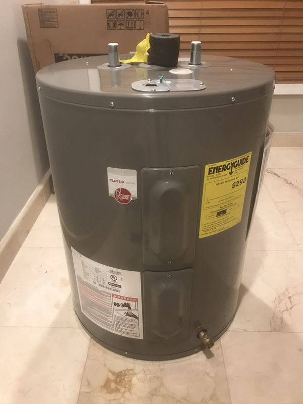 Rheem 28gal Electric Water heater