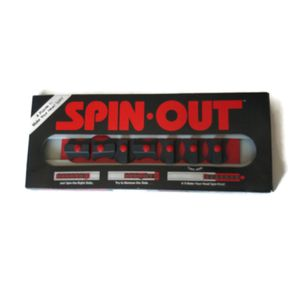 Vintage 1987 Spin-Out Puzzle Game for Sale in Framingham, MA