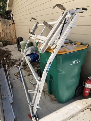 Drop down ladder rack for Sale in Aurora, CO