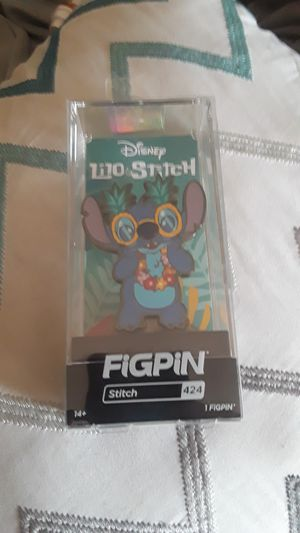 Disney Mickey fantasia and lilo and stitch fig pin duo for Sale in Westbrook, ME