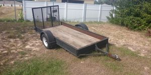Triler heavy-duty 6x12 for Sale in Lake Wales, FL