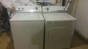 Kenmore Washer and electric dryer. 6 years old butnonly used for 5. Still work great and in excellent condition! for Sale in Pittsburgh, PA