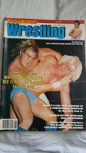 Wrestling Magazine for Sale in Riverview, FL