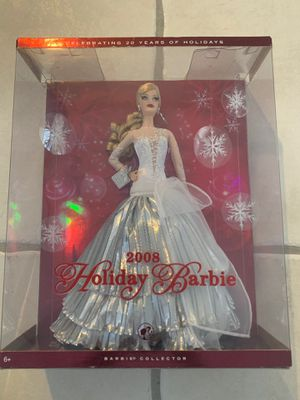 2008 Holiday Barbie for Sale in North Port, FL