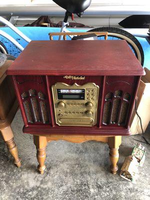 Anders Nicholson radio cd tape turntable for Sale in Virginia Beach, VA