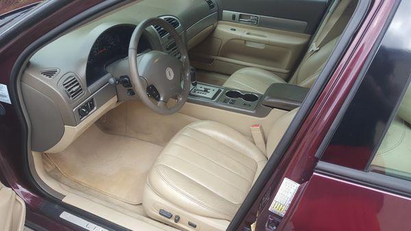 2006 Lincoln LS V8