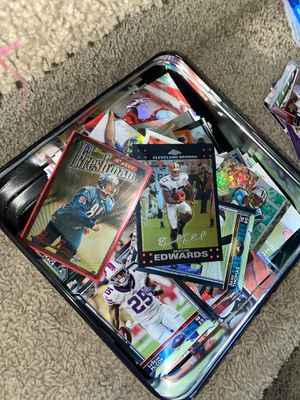 115 football cards for Sale in Katy, TX