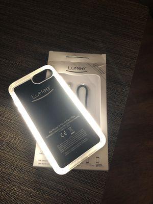 Lumee case for iPhone 6 plus/6s plus/7 plus for Sale in Houston, TX