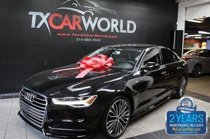 2016 Audi A6 for Sale in Dallas, TX
