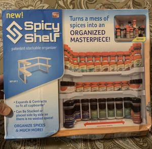 Spicy Shelf Adjustable Spice Rack for Sale in Gilbert, AZ