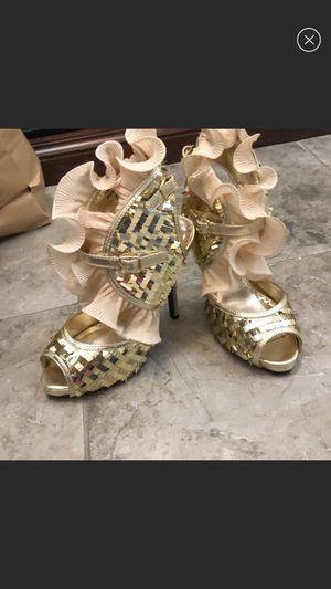 Never worn Wild Rose size 9 heels or MAKE OFFER for Sale in Tampa, FL