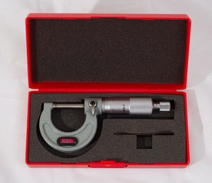 "SPI 0-1"" Outside Micrometer for Sale in Chicago, IL"