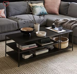 West Elm Profile Coffee Table for Sale in Brooklyn, NY