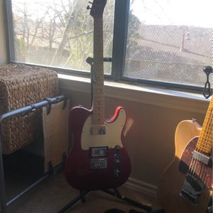 Squier Tele - Red for Sale in Austin, TX