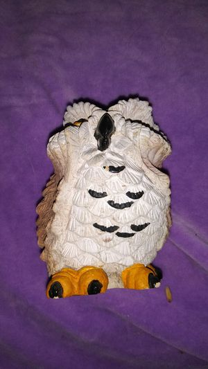 Cute vintage owl for Sale in Norco, CA