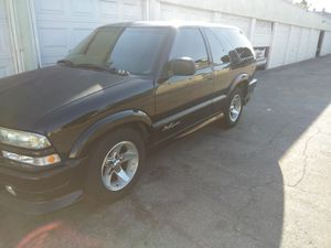 2001 Chevy blazer Xtreme ZQ8 for Sale in Hawthorne, CA