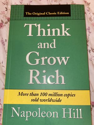 Think and Grow Rich💰 for Sale in Chicago, IL
