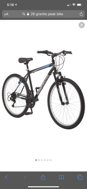 """Mountain bike and cruiser bike 26"""" both NEW IN BOX !! for Sale in North Las Vegas, NV"""