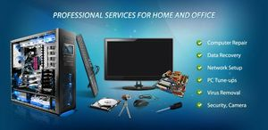 Computer Repair Services for Sale in Houston, MS