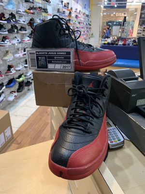 Air Jordan 12 Flu Game Size 10 for Sale in Silver Spring, MD