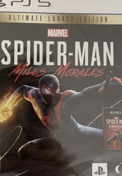 Ps5 Spider-man Ultimate Edition New for Sale in Newport News,  VA